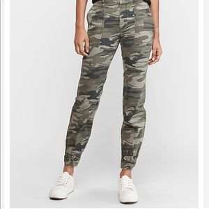Brand new camouflage express pants